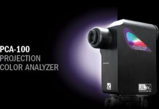PCA-100 Projection Colour Analyzer